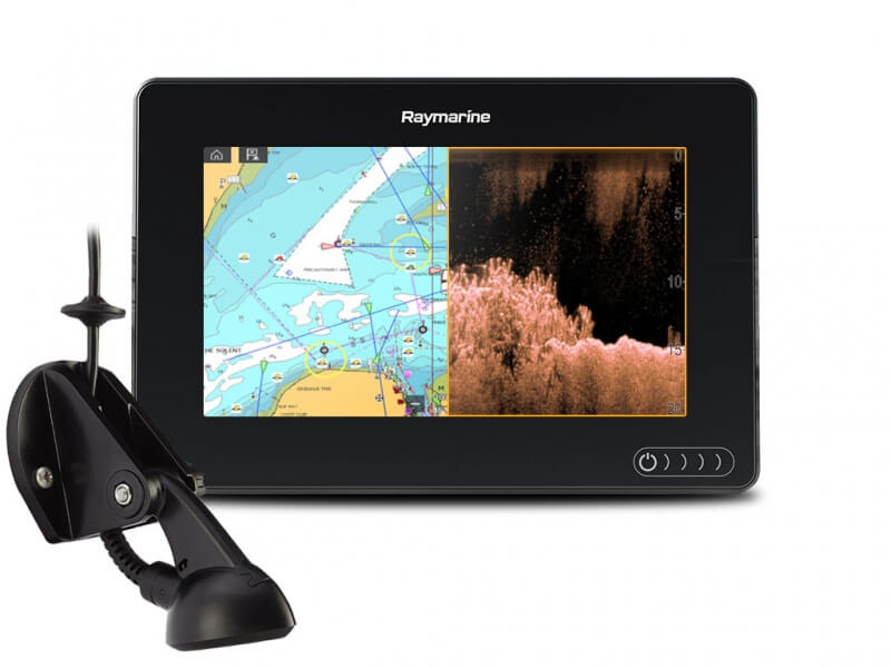 Картплоттер AXIOM 7 RV с картами Navionics GOLD 52XG