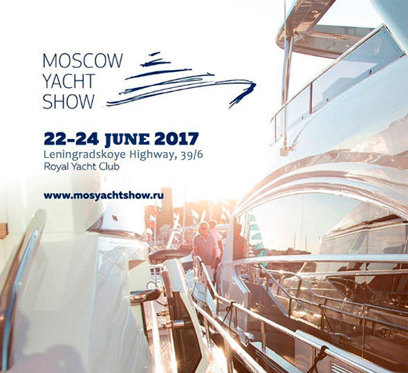 moskau yacht show 2017 velvette marine. Black Bedroom Furniture Sets. Home Design Ideas